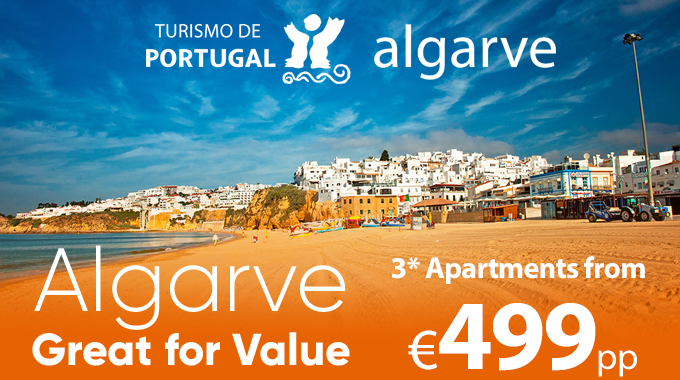 Algarve | Holidays from €499pp