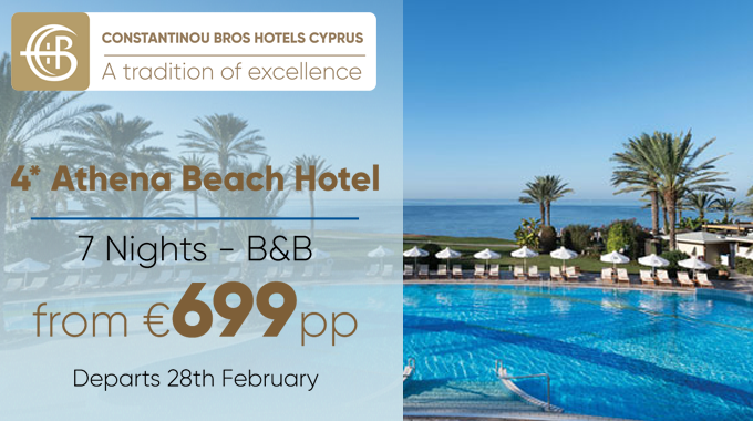 Cyprus | 7 Nights from €699pp