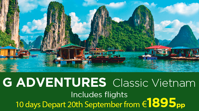 Classic Vietnam Tour  | 10 days from €1895pp