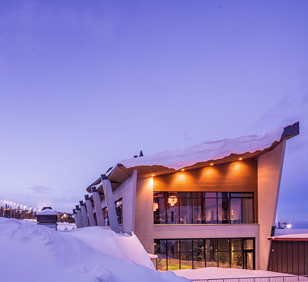 Lapland Hotel Saaga  | Lapland Holidays from Ireland with Sunway