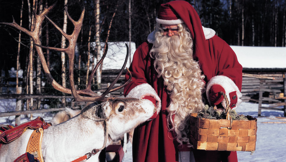 Lapland Christmas 2019 Visit Santa in Lapland 2019 Holidays to Lapland direct flights