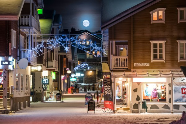 Visit Levi in Lapland this Christmas with Sunway