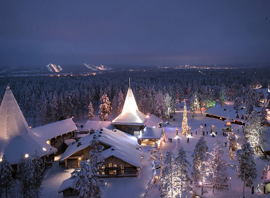 Visit Ylläs in Lapland this Christmas with Sunway