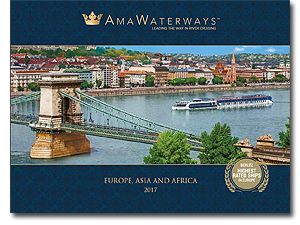 Download our 2017 AmaWaterways River Cruise brochure