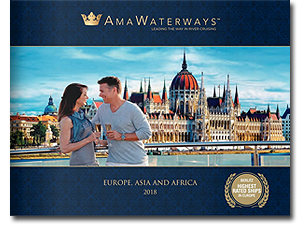 Download our 2018 AmaWaterways River Cruise brochure