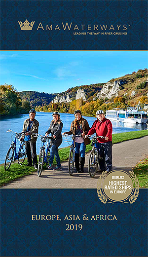 Download our 2019 AmaWaterways River Cruise Preview brochure