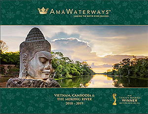 Download our 2018-19 AmaWaterways Vietnam, Cambodia & the Mekong River Cruise brochure