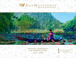 Download our Vietnam, Cambodia & the Mekong River Cruise 2019-2020 River Cruise brochure
