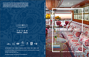 Download our Uniworld 2019 Boutique River Cruises brochure